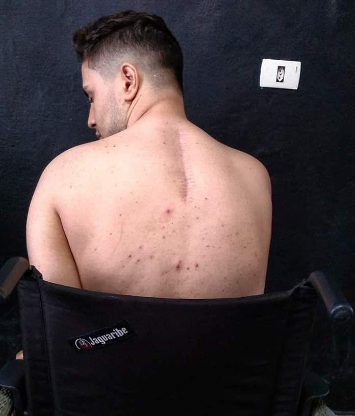 pcd cadeirante