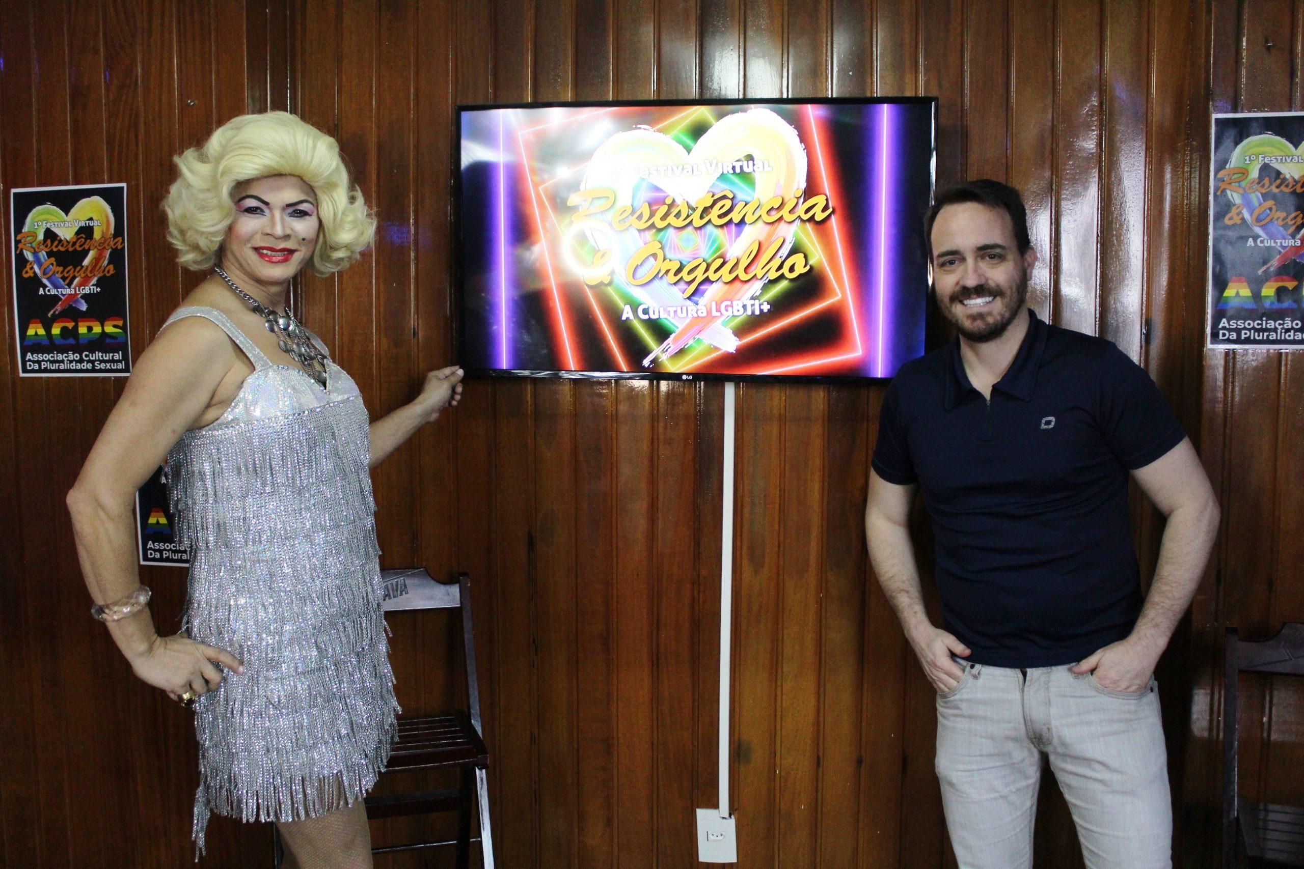 Festival virtual promove a cultura LGBTQIA+ com 22 artistas até domingo