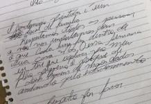 Associação LGBT de Joinville emite nota de repúdio perante caso do bilhete homofóbico dos vizinhos andando de mãos dadas