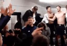 Jogadores do Chorley FC comemoram classificação improvável ao som de Adele