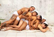 ENSAIO: 6 desconhecidos se conhecem em nova edição da Cactos Magazine