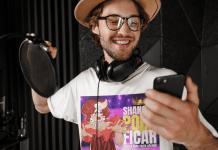 Playlist no Spotify só com músicas para fazer lipsync | SCRUFF Brasil