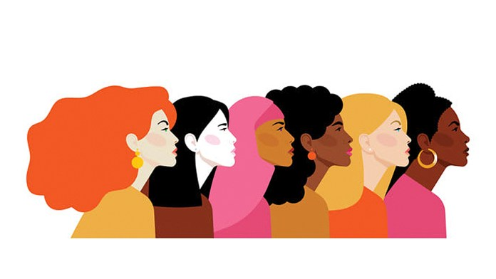 Women on Twitter seek to interact on gender, race and sexual orientation