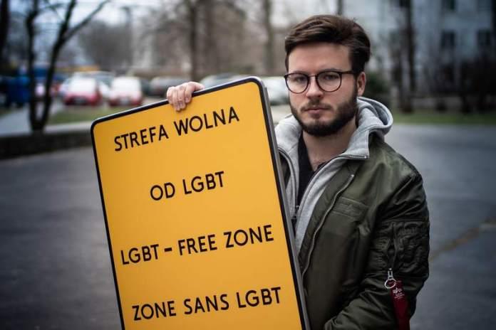 La ciudad polaca lamenta la ley homofóbica: