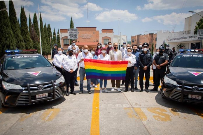 Mexican city opens LGBTQIA+ police station
