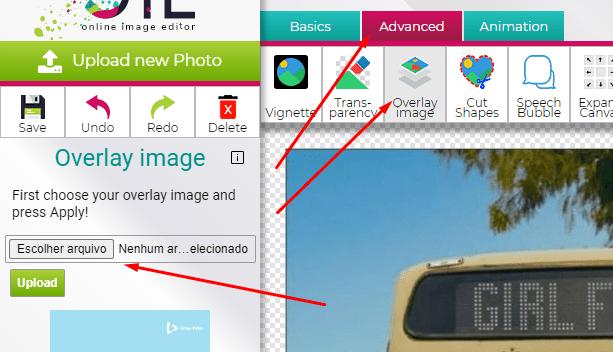 online-image-editor.com / Reprodução