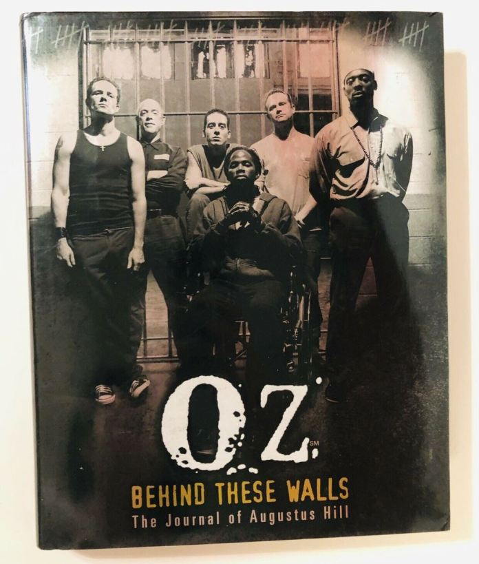 Oz - A polêmica série que mostrou romances gays e nudez frontal