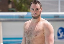 """Jogador gay de polo aquático após ser ofendido: """"Basta de insultos homofóbicos!"""""""