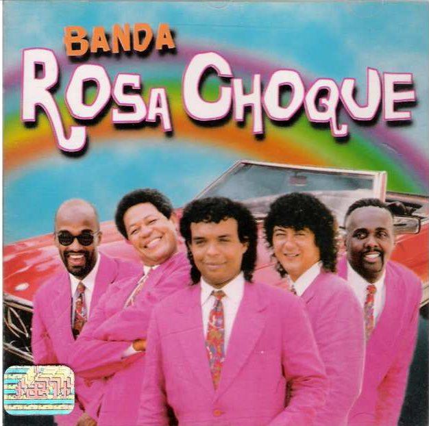 Banda Rosa-Choque - Reprodução