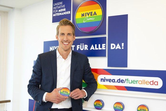 Björn Böge, Senior Brand Manager NIVEA Creme