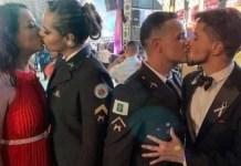 Militares viram réus após comentários homofóbicos envolvendo beijo gay