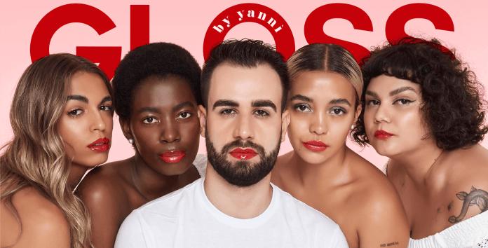 Campanha do Gloss Yannì - Reprodução