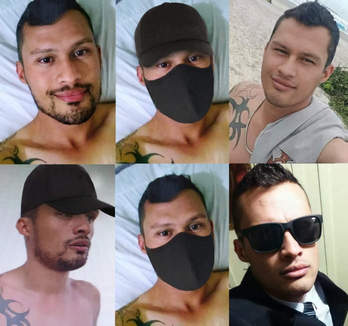 Polícia divulga fotos do suspeito de matar gays em Curitiba e Santa Catarina