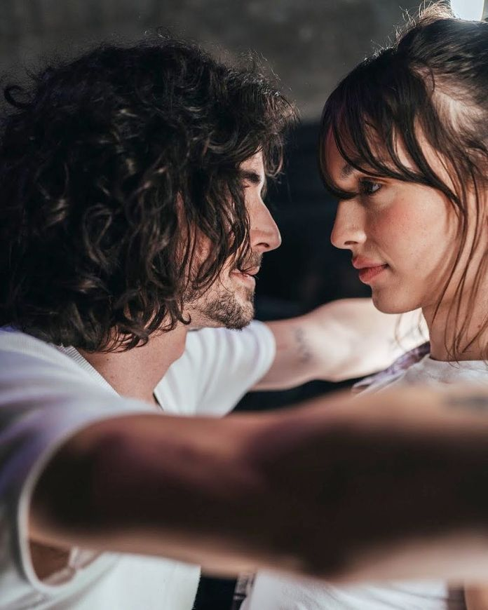 Fiuk e Gabrielle Joie - Reprodução