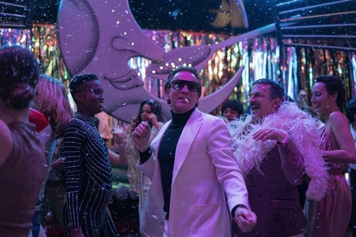 """Trailer de """"Halston"""" faz referências ao Studio 54 e traz Ewan McGregor afeminado - Reprodução"""