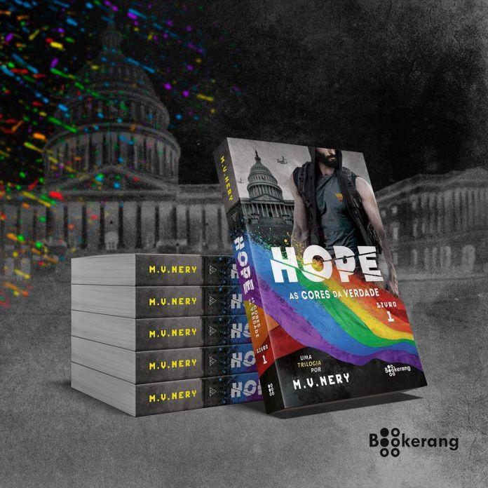 Com herói gay, trilogia literária narra distopia em uma nação controlada por um tirano