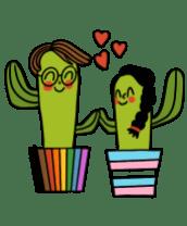 _Plant Love Sticker