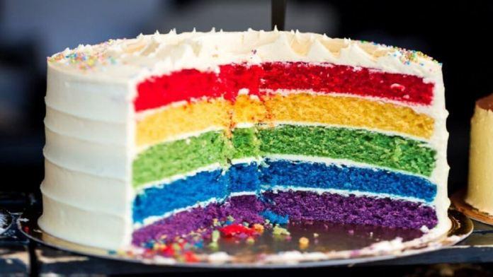 ana maria braga receita bolo arco-íris