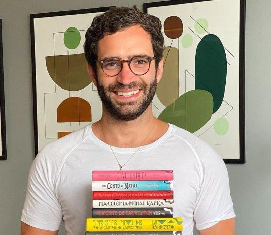 Suzano promove live sobre diversidade e literatura com Pedro Pacífico