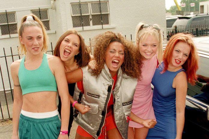 Spice Girls se unem para apoiar campanha do Mês do Orgulho