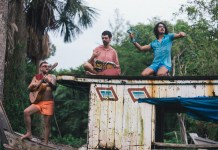 """Estreia álbum de """"Os Amantes"""", banda formada por Jaloo e Strobo"""