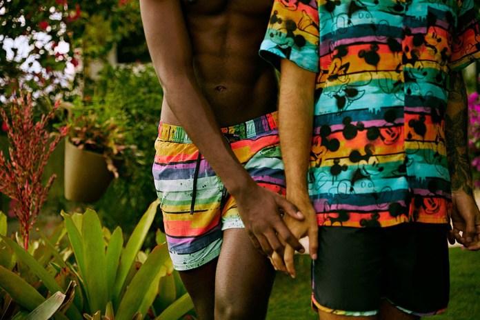 Beachwear Água de Coco apresenta coleção Rainbow Lovers