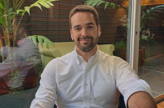 Eduardo Leite, governador do Rio Grande do Sul, revela que é gay - Reprodução