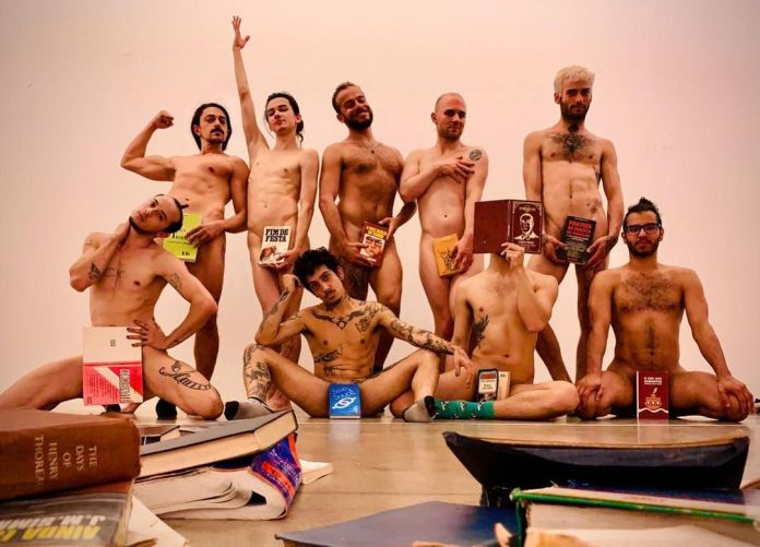 """Espetáculo homoerótico """"Sombra"""" faz exibição online nesta sexta-feira"""