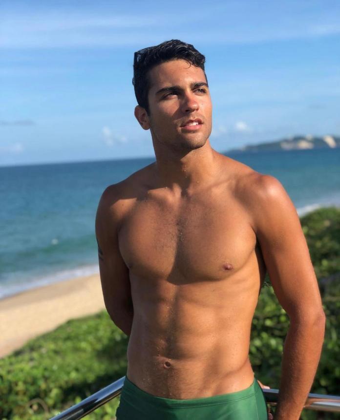 Vinícius Freitas - Reprodução/Instagram