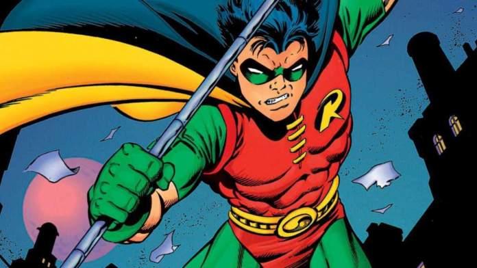 Robin será oficialmente bissexual na nova edição da HQ do Batman