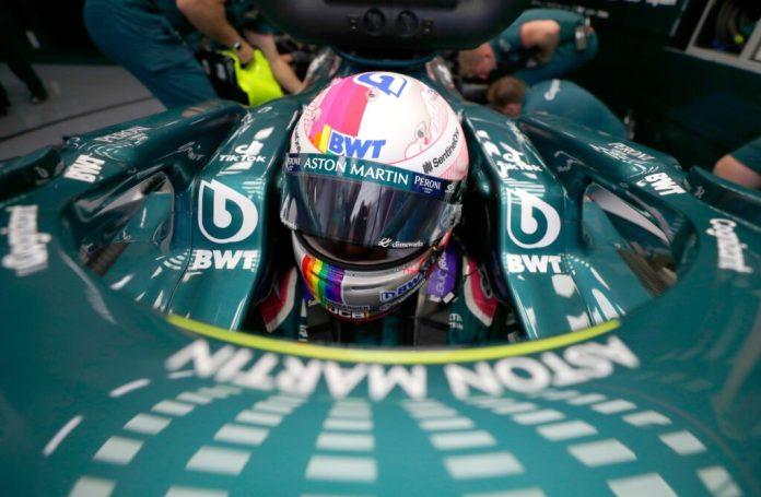 Quatro pilotos de F1 protestam a favor da diversidade no GP da Hungria