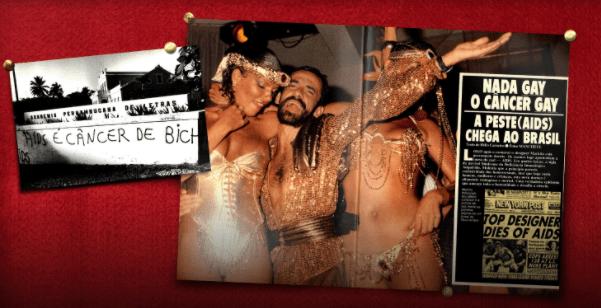 Museu da Diversidade Sexual lança segunda parte da exposição da luta contra HIV