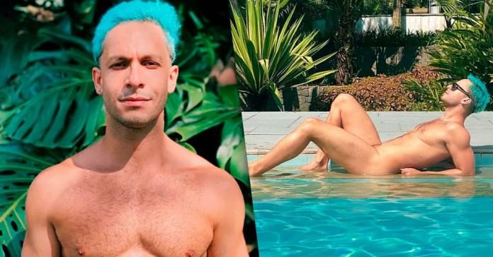 """""""Podem mandar nudes à vontade"""", diz Rainer Cadete"""