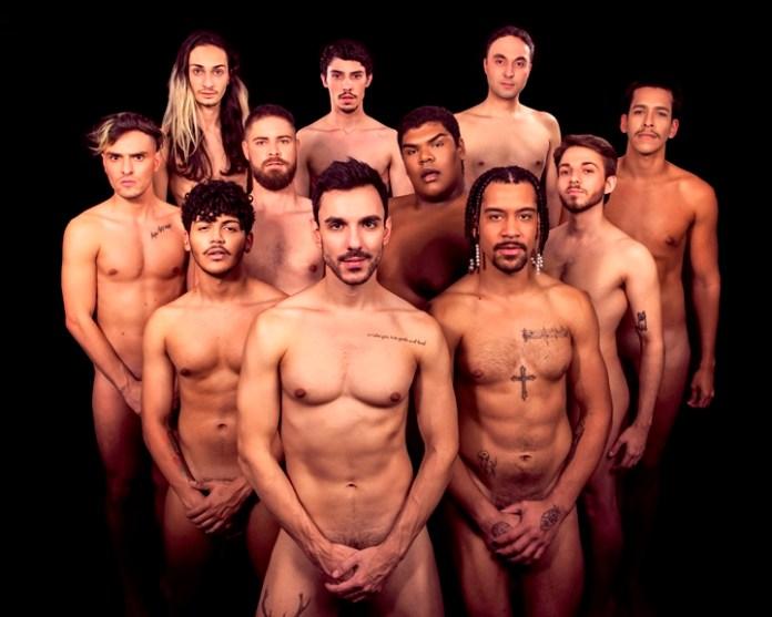 Ícone da cultura gay apresentado em mais de 20 países, espetáculo Naked Boys Singing! estreia em outubro no Teatro Sérgio Cardoso