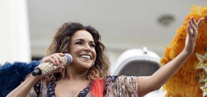 "Daniela Mercury regrava ""Milla"" após compositor se envergonhar de bolsonarismo de Netinho"