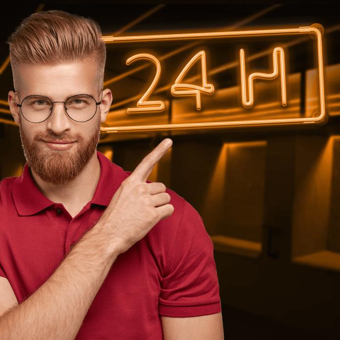 Débalos bar voltou a funcionar 24h por dia