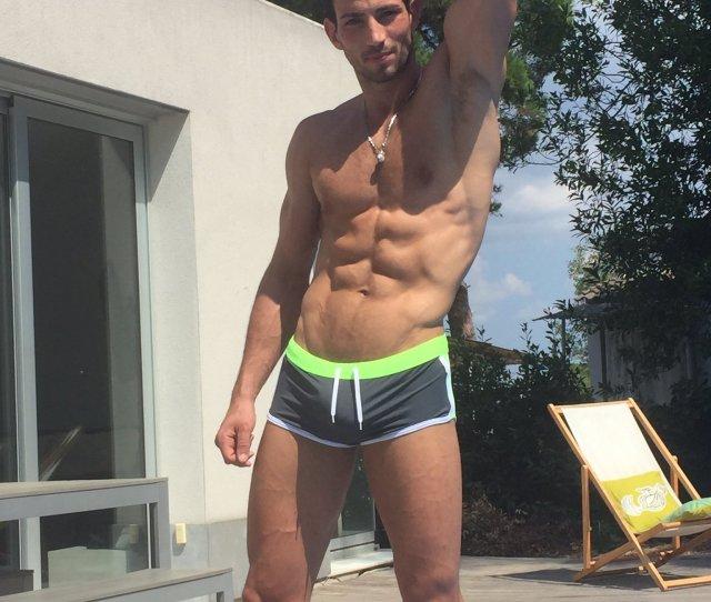 Spanish Porn Star Joel Tomas Was Live On Cam