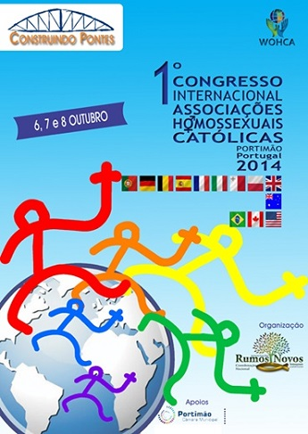 Rumos Novos Congress Mundial Poster