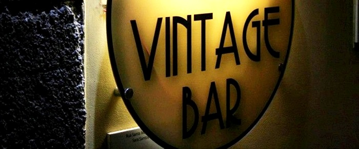 23 vintage bar funchal madeira