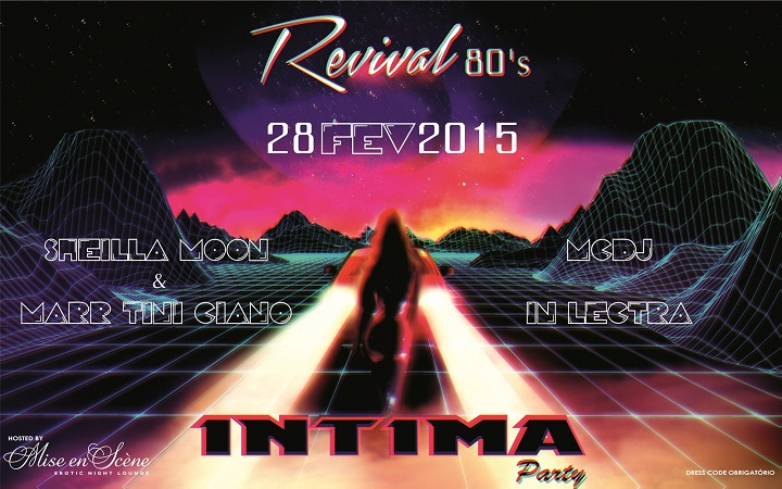 revival 80s intima party
