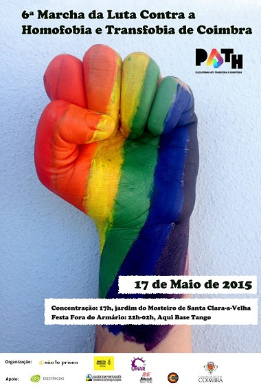Pride Coimbra 2015 PATH