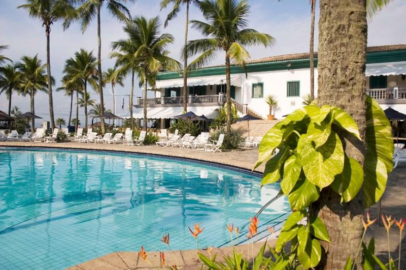 Casa Grande Hotel Guarujá. Foto: divulgação