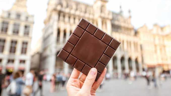chocolate airbnb