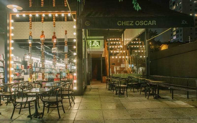 Cafeteria CHEZ L'OR: Parceria exclusiva com L'OR oferece aos clientes CHEZ Oscar