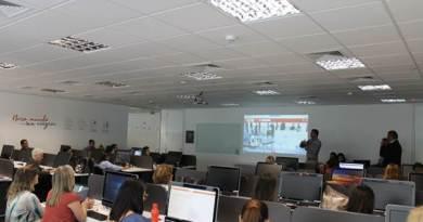 Empresa realiza evento para clientes com o intuito de demonstrar as principais novidades da solução para reserva on-line