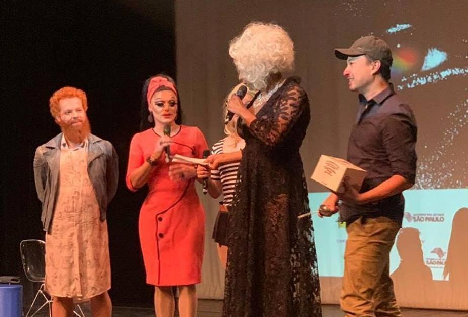 Festival de cinema MixBrasil elege o publicitário Vinícius Yamada como seu grande vencedor