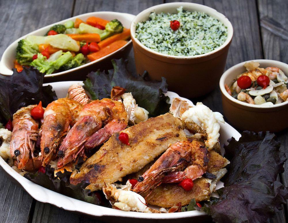 Restaurante 'Baiano de Dois' faz cardápio especial para a Semana Santa: lagosta, camarão e siri
