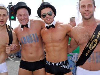Love is GREAT: Brighton Pride 2019