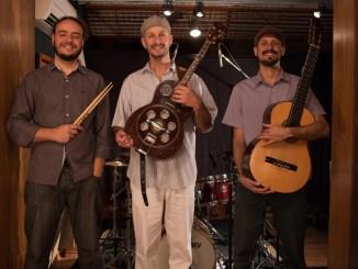 Trio Choro Moderno - Créd. Potyra Tamoyos