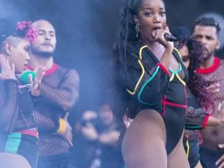 IZA, Ivete Sangalo, Luiza Sonza e Ludmilla são atrações no Festival Eletriza